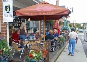 Sutton-Cafe